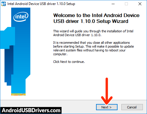Intel Android Device USB Driver - Odys Kiddy 8 USB Drivers
